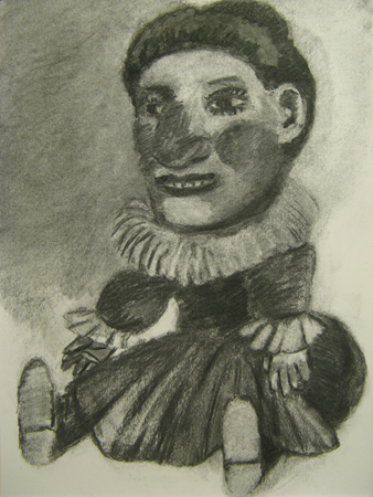 Seated Puppet